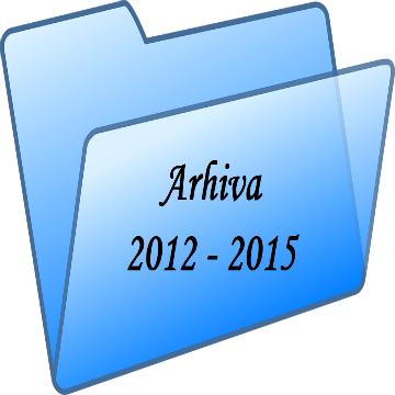 Arhiva 2012-2015